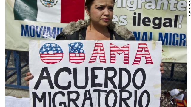 Senadores presentan plan bipartidista para una reforma inmigratoria en EE.UU.