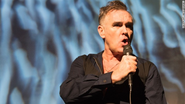 Morrissey pulls out of performances due to ulcer