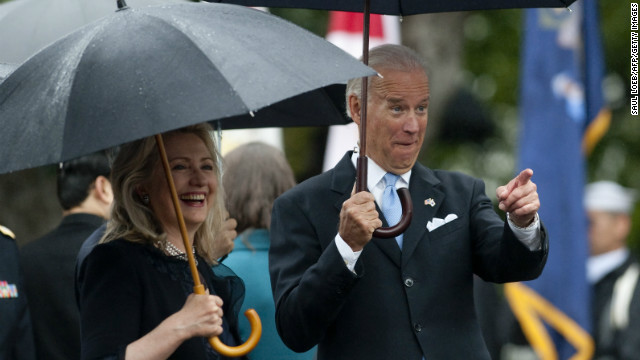 Signals? Biden vs. Clinton in Obama interview likely much ado about nothing
