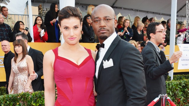 Actors Idina Menzel and Taye Diggs surprisingly decided to separate after 10 years of marriage, <a href='http://www.people.com/people/article/0,,20764701,00.html' target='_blank'>a rep for the couple confirmed to People magazine</a> in December. The couple's son, Walker, was born in 2009.