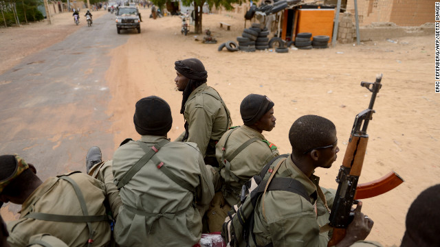 French president on military offensive: 'We are winning in Mali'