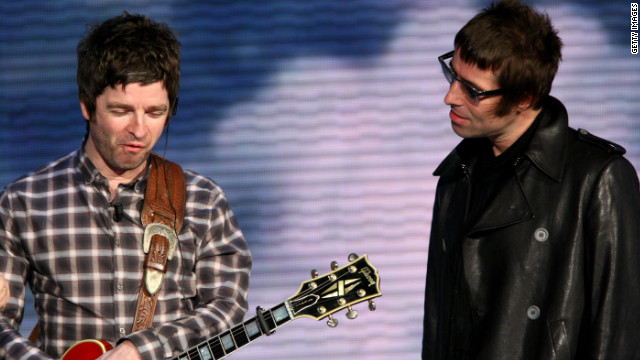 Noel and Liam Gallagher's tumultuous relationship still triggers tabloid headlines today, four years after Noel -- the calmer half of the brotherly partnership -- quit the British band Oasis.