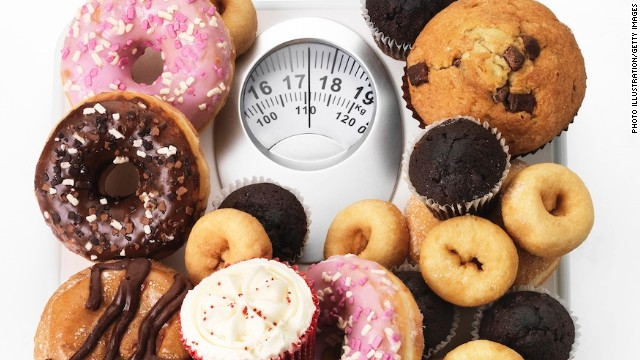 Between constant temptations and an ever taunting scale, losing weight is far from easy.