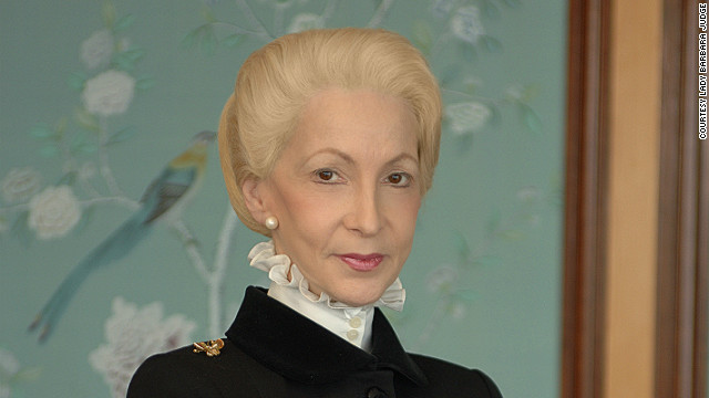 In a career spanning more than 40 years, Lady Barbara Judge has been a lawyer, a banker, sat on countless boards and now advises the Tokyo Electric Power Company on re-opening Fukushima