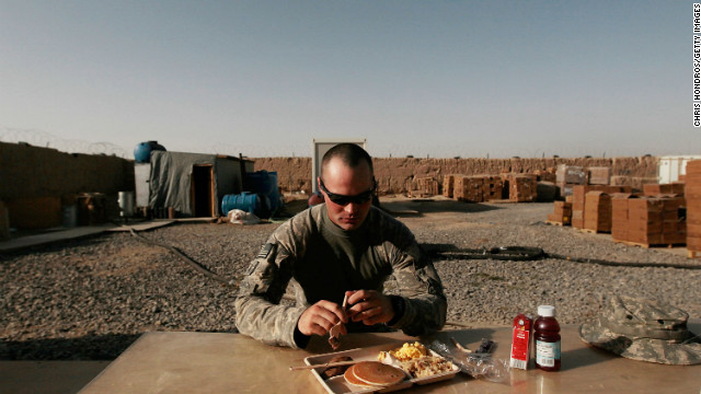 Army: Hot breakfasts in Afghanistan cut due to logistics, not budget