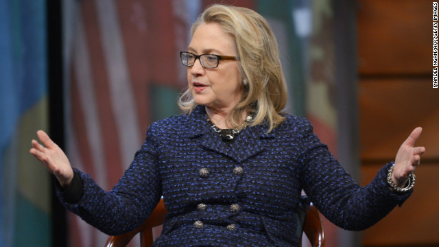 Hillary Clinton's new 2016 answer?