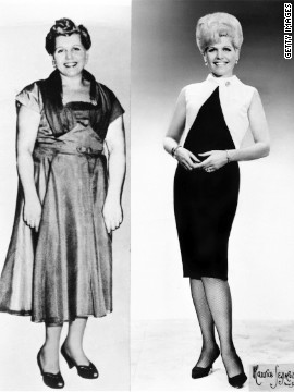 1963: Weight Watchers is founded by Jean Nidetch, a self-described &quot;overweight housewife obsessed with cookies.&quot;