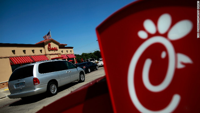 After ruffling feathers, Chick-fil-A tax forms show no donations to anti-gay groups