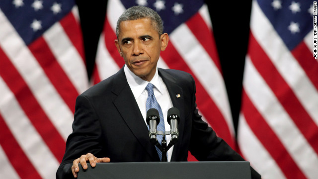 Obama calls for short-term fix to imminent spending cuts