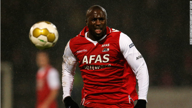 U.S. star Jozy Altidore was subjected to racial abuse during AZ Alkmaar's cup win at Den Bosch in the Netherlands.