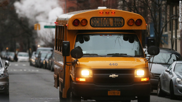 NYC five-week school bus strike ending, 150,000 students will ride again