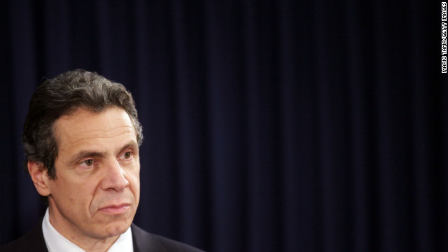 N.Y. Gov. Cuomo sees approval rating drop after new gun laws