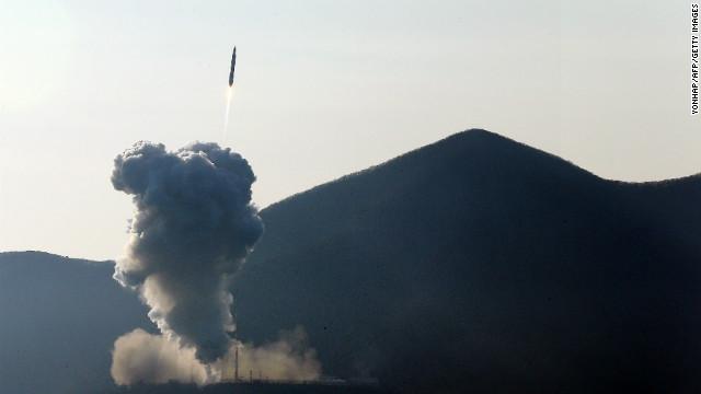 Corea del Sur se mete en la carrera espacial con el lanzamiento de un sátelite