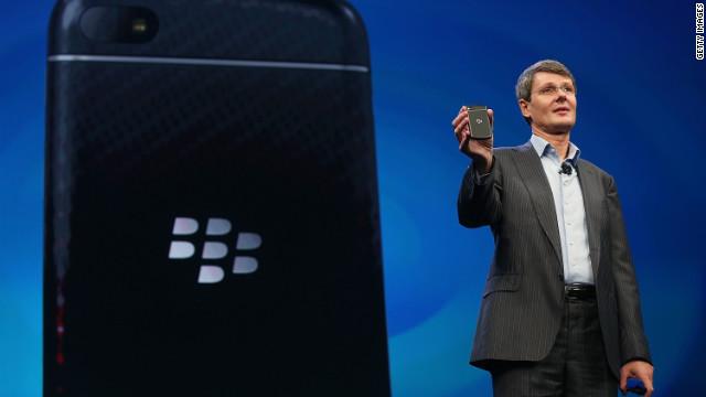 RIM cambia su nombre a BlackBerry y lanza la BB10