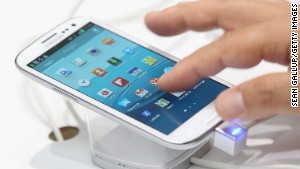 The Samsung Galaxy S III became the first smartphone to outsell the iPhone last fall.