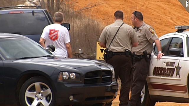 Un hombre en Alabama mantiene secuestrado a un niño en un búnker