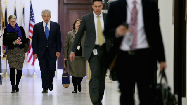 Polls: Should Hagel be confirmed as defense secretary?