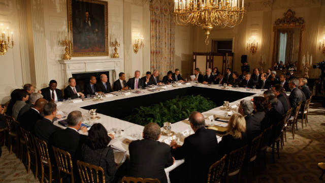 White House jobs council laid off: Job done?