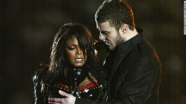 "The date was February 1, 2004, and the place was Houston. That night, the New England Patriots ended up winning Super Bowl XXXVIII against the Carolina Panthers with a 32-29 victory. But we bet you don't remember all of those details. Thanks to Janet Jackson's historic ""wardrobe malfunction"" during her halftime performance with Justin Timberlake, <a href='http://www.cnn.com/2004/US/02/02/superbowl.jackson/' target='_blank'>the surprise appearance of her right breast</a> became the defining moment of 2004's Super Bowl. This year marks the 10th anniversary of that pesky costume problem. To celebrate, we're taking a look at some of these other infamous clothing mishaps:"