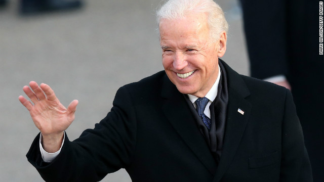 Sources: Biden on Hill to talk guns with Senate Dems
