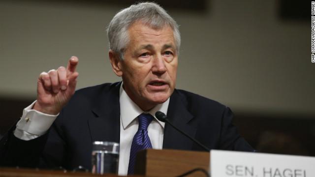 El Senado de EE.UU. confirma a Chuck Hagel  como secretario de Defensa