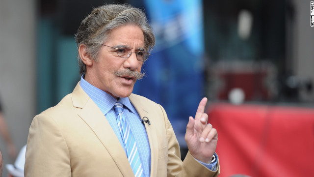 Geraldo Rivera has campaign plans in the vault