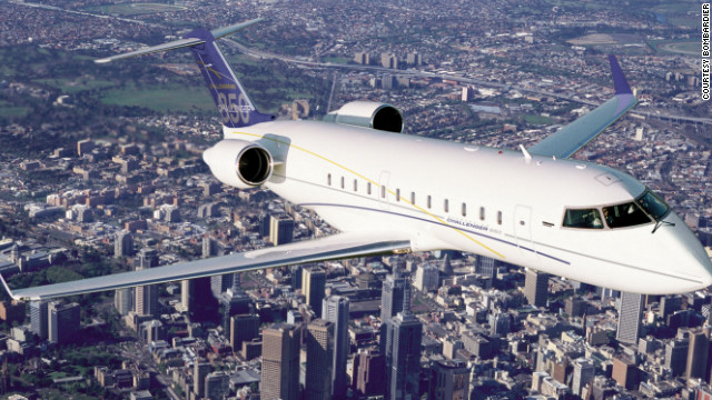 Beyonce reportedly gave hubby Jay-Z a <a href='http://businessaircraft.bombardier.com/en/aircraft/challenger/challenger850.html' target='_blank'>Challenger 850 </a>as a gift. This Bombardier aircraft would make a great choice for any band's North American tour, says plane broker Greg Raiff. Seating: up to 14. Top speed: about 525 mph. Range: about 3,200 statute miles.