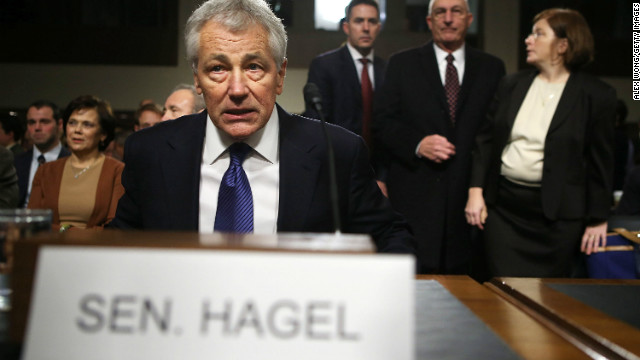 Buzz in the Senate: Hagel wasn't so hot in hearing