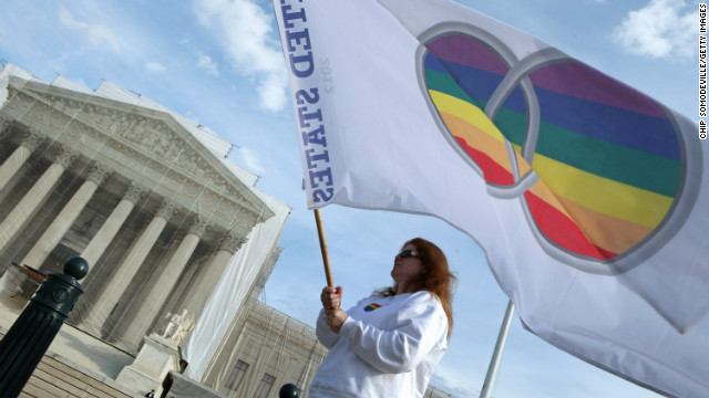 Activists hail a watershed moment in gay rights movement