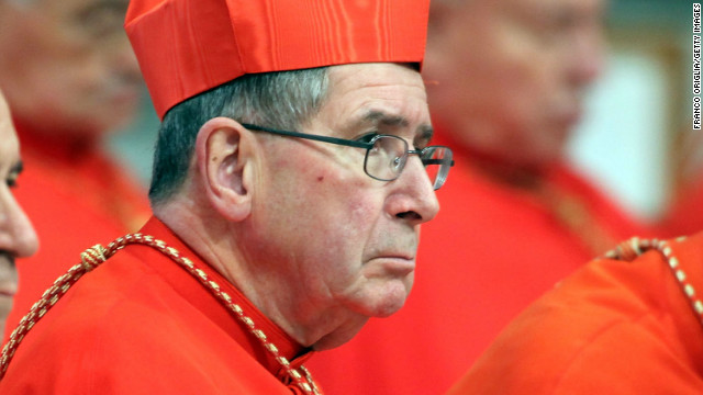 Records detail cardinal's failings in abuse scandal