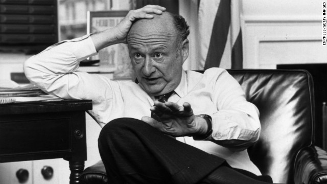 &lt;a href='http://www.cnn.com/2013/02/01/us/ed-koch-obit/index.html'&gt;Ed Koch&lt;/a&gt;, the brash former New York mayor, died February 1 of congestive heart failure at 88, his spokesman said.