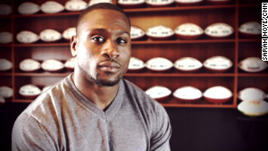 During his NFL career, Thomas Jones earned a coveted spot in the league\'s elite 10,000 Rushing Yards Club.