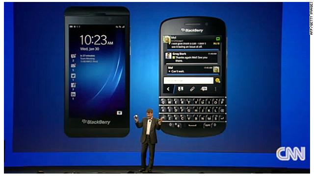 BlackBerry estudia la venta de la compañía