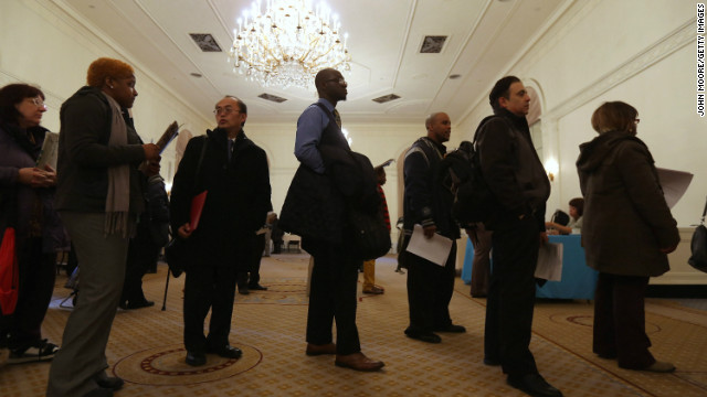 Hiring picks up, unemployment falls