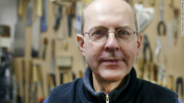 Michael Ibsen, a Canadian-born cabinetmaker, is a DNA match for Richard III