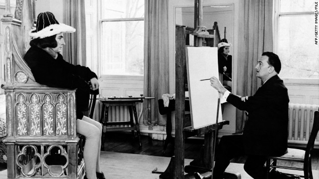 Shakespeare's Richard III has been played by a host of big-name stars, including Laurence Olivier, here being painted by Salvador Dali