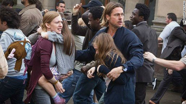 Watch: 'World War Z's' Super Bowl trailer