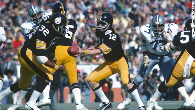 The Pittsburgh Steelers and the Dallas Cowboys share the most appearances at the Super Bowl, with eight each. The two teams went head to head in 1976 at Super Bowl X.
