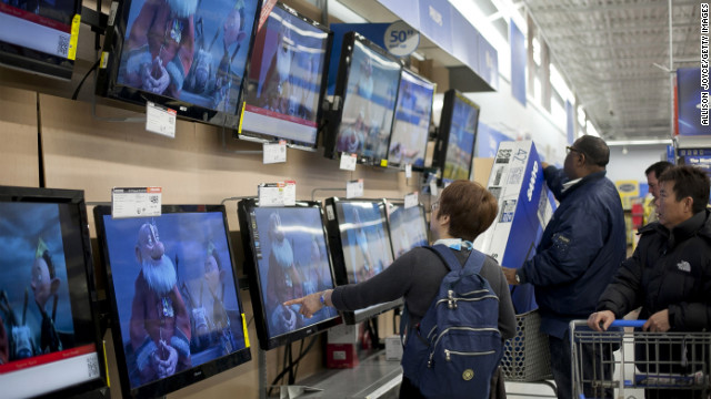 Twenty-two percent of HDTV owners bought their set specifically to watch an upcoming Super Bowl game, according to a survey by the Consumer Electronics Association. Additionally, retail spending is expected to be at $12.3 billion for Super Bowl XLVII.