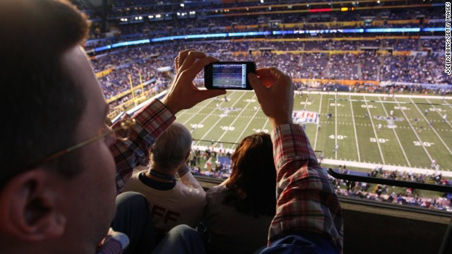 13.7 million <a href='http://www.mediabistro.com/alltwitter/twitter-super-bowl_b18348' target='_blank'>Super Bowl related Tweets</a> were sent during Super Bowl XLVI in 2012.