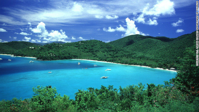 Although the cruise ships have discovered St. John, it still offers stunning and uncrowded beaches and beautiful, protected national parkland to explore. Active travelers on any budget will find accommodations ranging from campsites to private villas. 