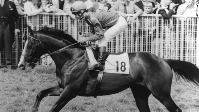 Of his eight races, Shergar won six, earning 436,000 ($688,000) in prize money. As a breeding stallion he was valued at a staggering 10 million ($16 million).