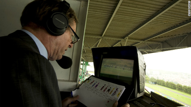 "Horse racing commentator Derek Thompson was called in to negotiate with the kidnappers. ""When we arrived in Belfast there were hundreds of reporters, it was like we were film stars,"" he said."