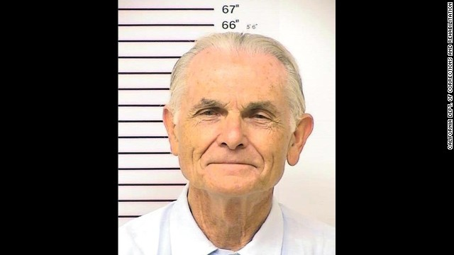 Governor stops parole for ex-Manson follower