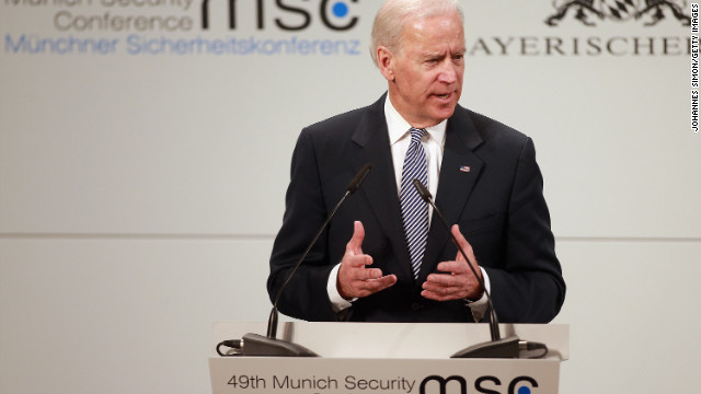 Biden: U.S. open to direct Iran talks