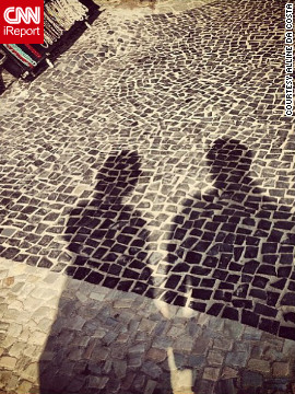 Alline da Costa snapped this photograph from Rio de Janeiro, Brazil, using Instagram.