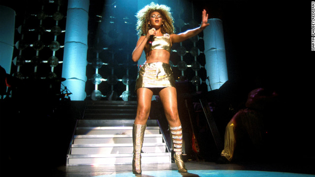 "When Beyonce took the stage in Melbourne on April 29, 2002, she was just a year away from releasing her first solo album, ""Dangerously In Love."""