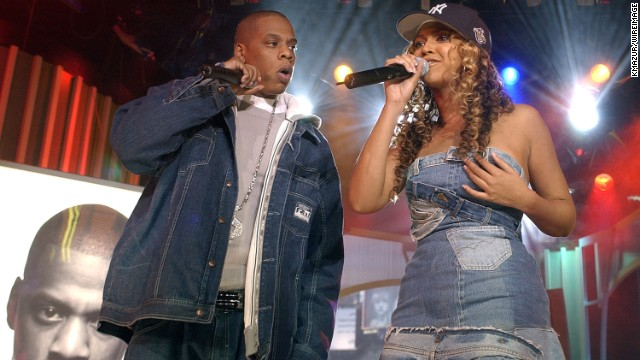 "Back in November 2002, before they tied the knot, Jay-Z and Beyonce fueled rumors that they were dating by becoming musical collaborators. Beyonce appeared on Jay-Z's 2002 single, ""03 Bonnie & Clyde,"" and he appeared on her single ""Crazy In Love"" the following summer."