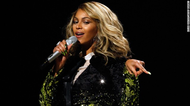 "After releasing another best-seller with 2006's ""B'Day"" and starring in ""Dreamgirls"" that same year, Beyonce was readying to release a third solo album, ""I Am ... Sasha Fierce"" when she took the stage at the 50th Grammy Awards Show on February 10, 2008. Somehow, she snuck in a secret marriage to Jay Z that April."