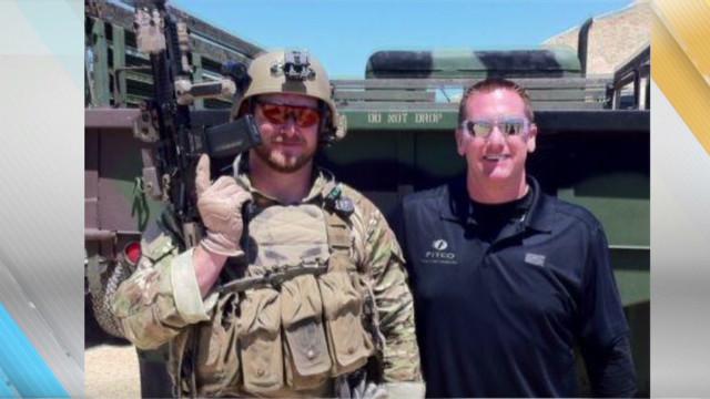 Asesinan en un campo de tiro a un francotirador retirado de la marina de EE. UU.